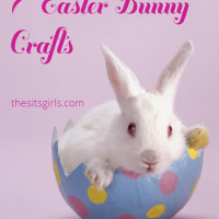 7 cute Easter bunny crafts to get your springtime hopping!