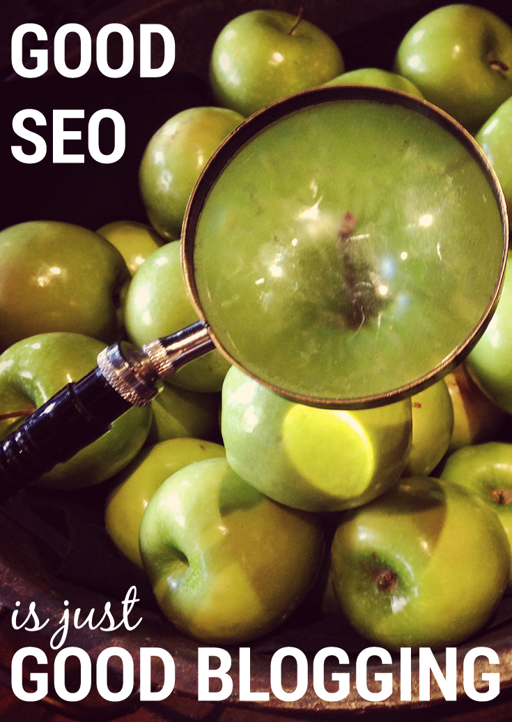 Good SEO for your blog doesn't have to be hard. Learn some of the basics, and see how you can easily optimize your blog for searches.