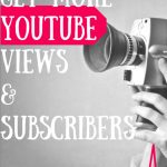 Increase your YouTube Views and Subscribers | 6 Ways to Get More Views on YouTube