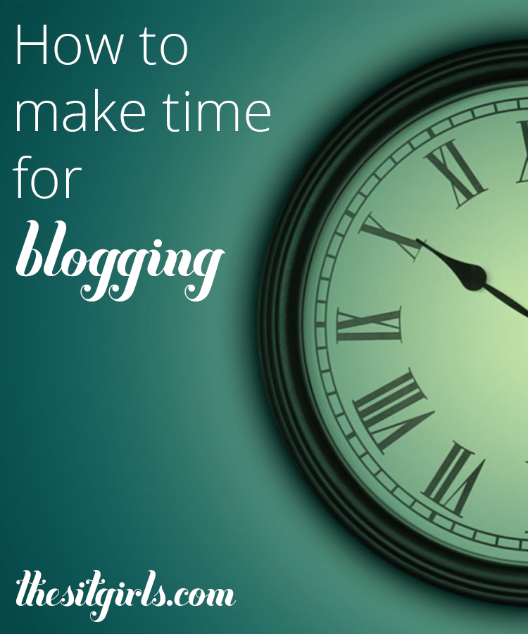 Are you having a hard time juggling your blogging schedule and your life schedule? These five tips will help you find the time you need to invest in your blog.