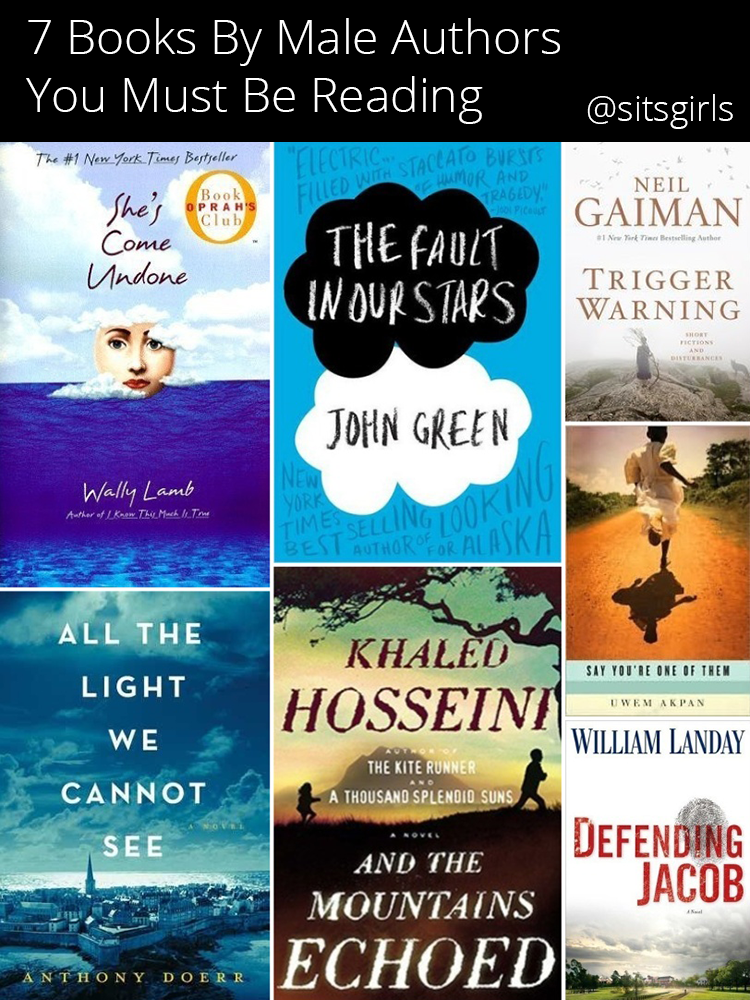 Check out seven books we want to read this year!