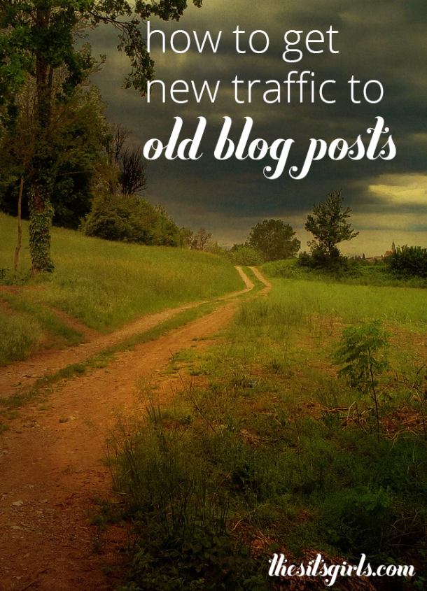 Learn how to revitalize old blog posts and drive traffic to your blog with these six tips.