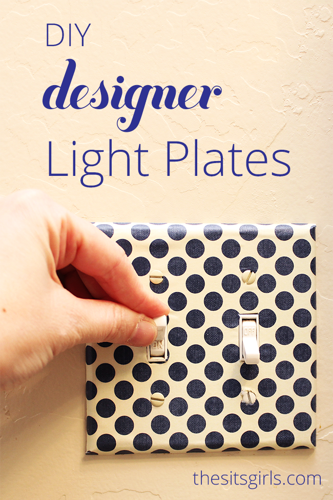 diy decorative light switch covers - Decorative Light Switch Covers