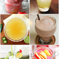 6 spring drink recipes to cool you down on hot days.