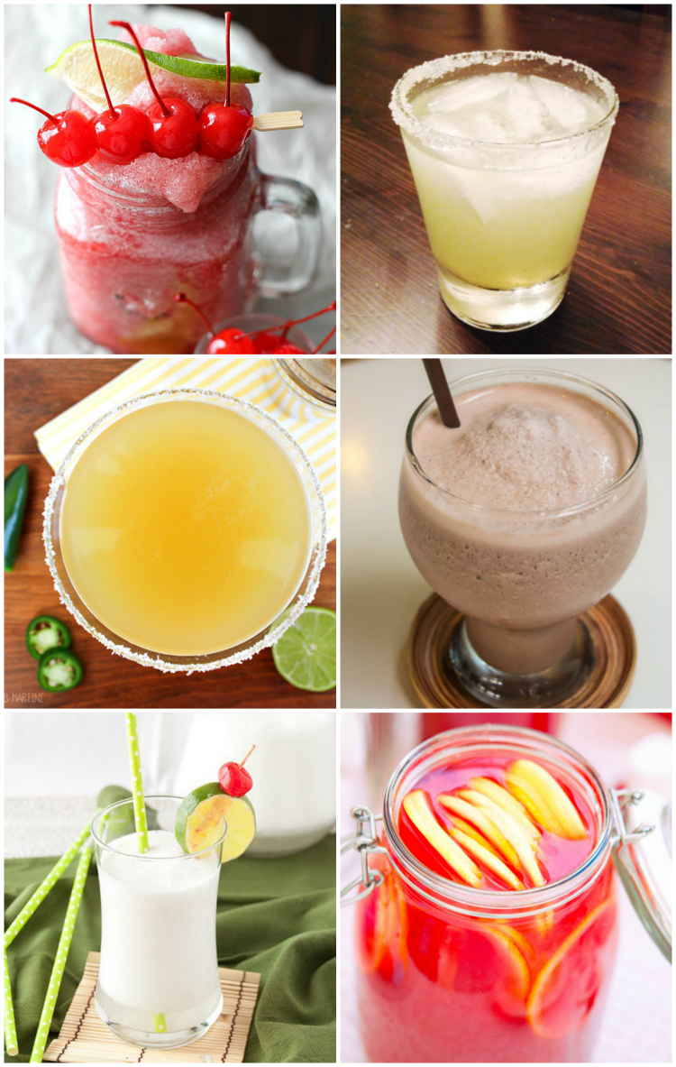 6 summer drink recipes to cool you down on hot days.