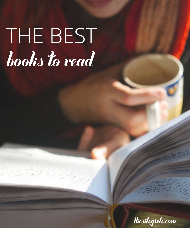 All of the best books to read this year + reading challenges you will love!