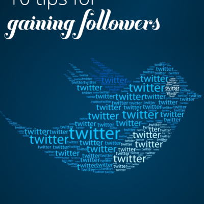 Twitter Strategy: 10 Tips For Gaining Followers
