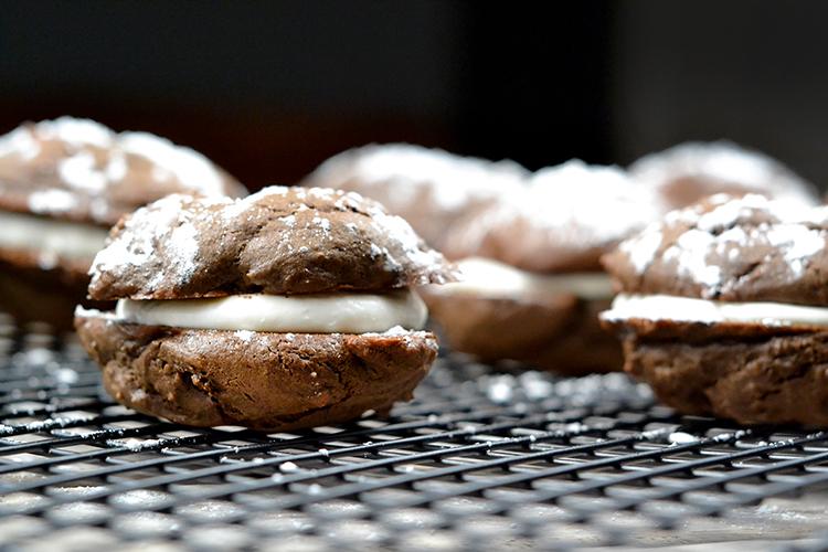 Whoopie Pie Filling Ingredients: