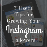 growing your instagram followers