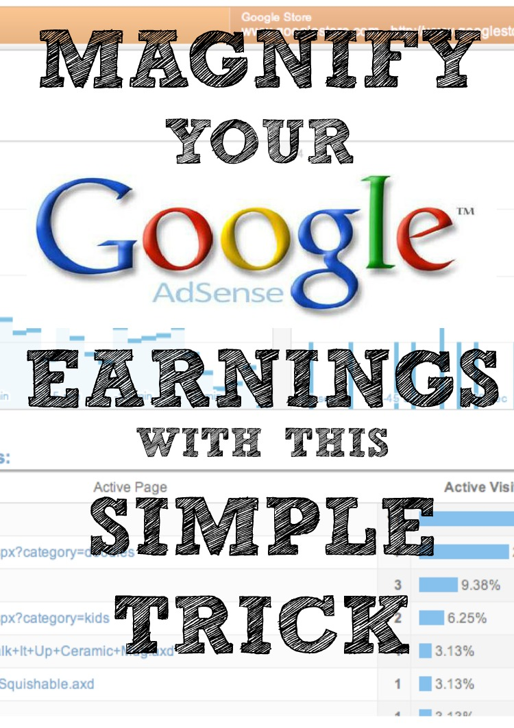 Learn how to set up your Adsense and boost your monthly income   Make Money Blogging