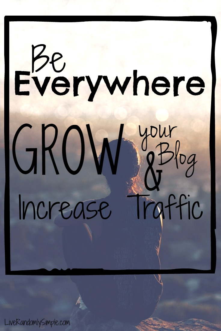 Learn how to grow your blog and increase traffic - you have to start by spending time away from your blog!