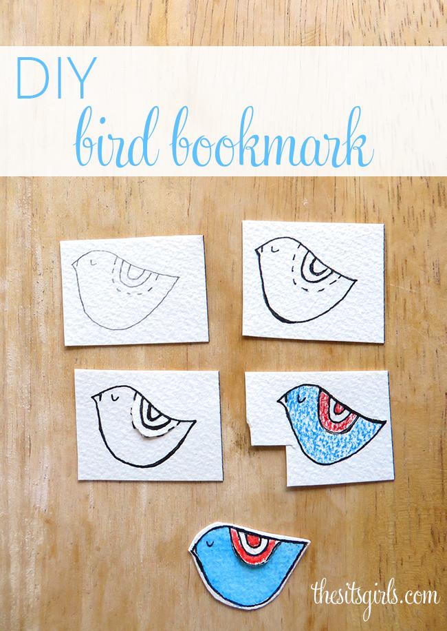 Diy Craft Bookmark