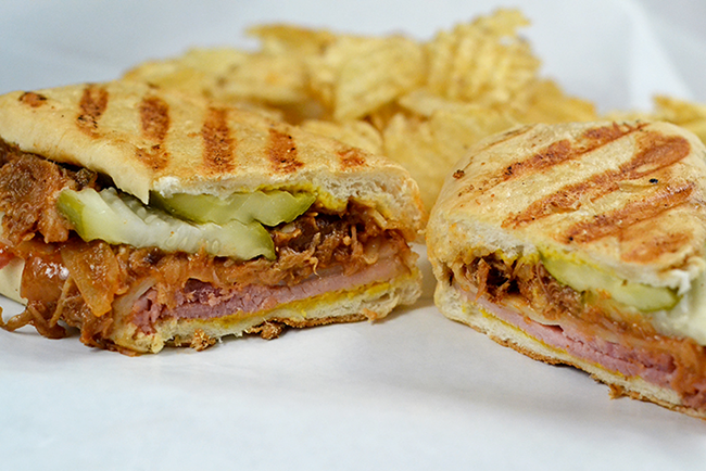 An easy dinner recipe everyone will love - Cubano Sandwiches from the movie Chef