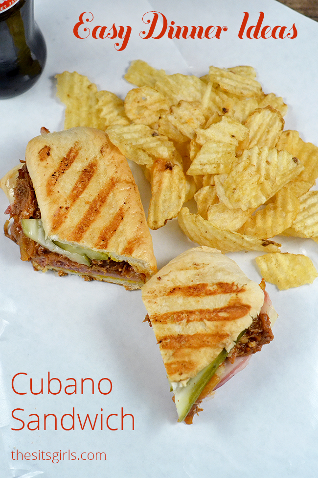 Looking for easy dinner ideas? We have you covered with this Cubano Sandwich recipe from the movie Chef.