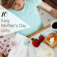 Looking for the perfect gift idea for mom? These 10 DIY Mothers Day gift ideas are the perfect answer. There are some great gift ideas for grandma in this list, too.