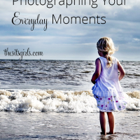Our lives are made up of small moments strung together. Use these tips to inspire you when you are photographing your everyday life, and hold on to all the small moments.