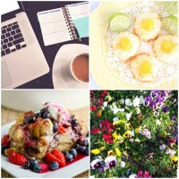Blog posts about being a better you, self-publishing, blogging, and a couple of great recipes. that we loved from last week's link up on theSITSGirls.com