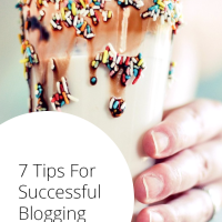 Are you ready to take your blog to the next level? These 7 tips for successful blogging is the perfect place to start.