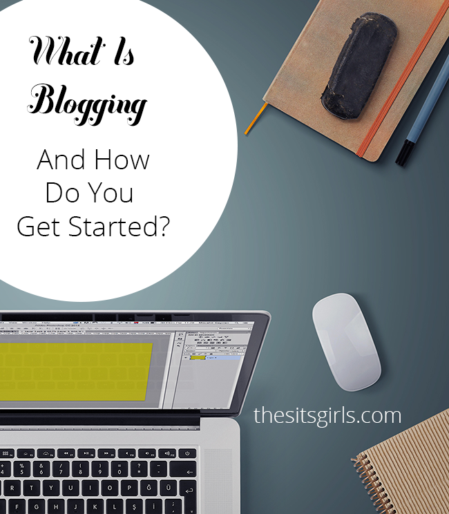 If you have ever wondered what is blogging and how do you get started, this post is for you! Everything you need to start a blog and begin making money online.