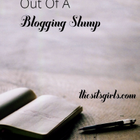 Are you struggling with your blog? Feeling uninspired or discouraged? You are not alone. This is something all bloggers deal with. Learn how to write your way out of a blogging slump. | Blogging Tips