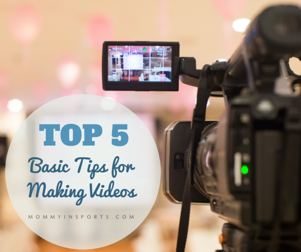 Learn how to make amazing videos for your blog or YouTube channel.