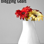 Learn how to reach your blogging goals in five easy steps. You can grow your blog and make money blogging.
