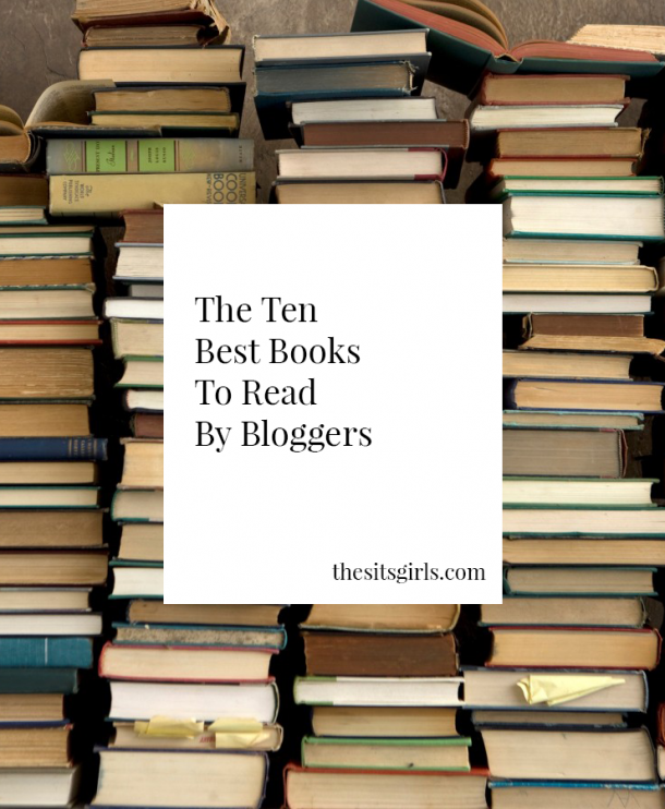 The only thing better than your favorite blogger publishing a new blog post is when they are published in an actual book. Check out the 10 best books by bloggers. You don't want to miss any of these great book recommendations!