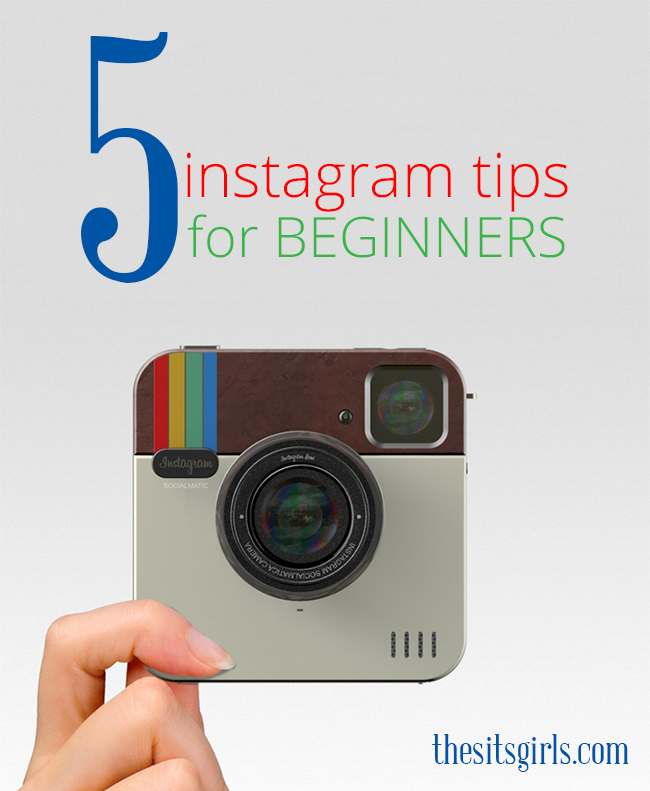 Five simple tips to help you start a great Instagram account and grow your following | Social media tips