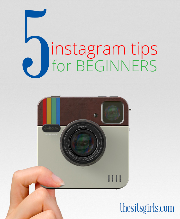 Five simple tips to help you start a great Instagram account and grow your following   Social media tips   Instagram Tips For Beginners