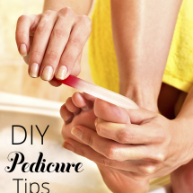 Pedicure Tips For Summer