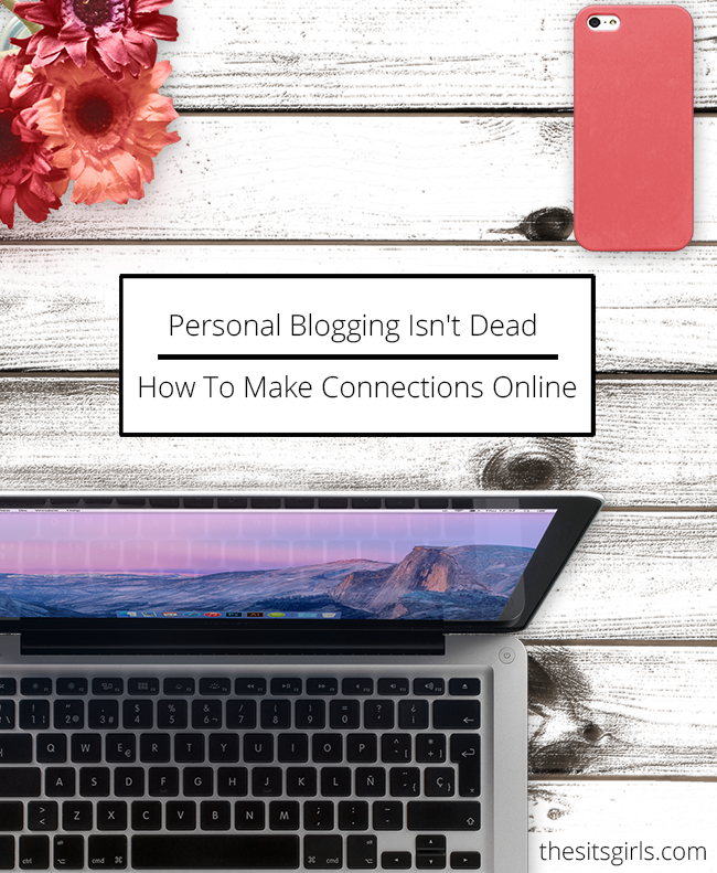 Have you heard the rumors that personal blogging is dead? We disagree! In fact, the blogging community is stronger and growing faster than ever! Click for great tips to help you make friends and business connections in the online world.