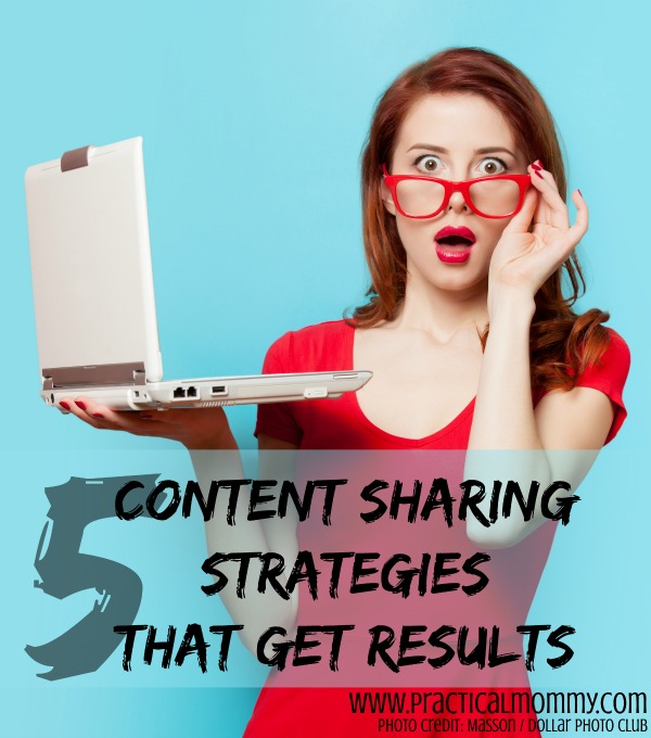 Learn where and how to share your blog content to get real results!