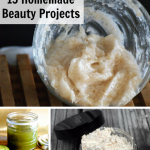 15 Homemade Beauty Products
