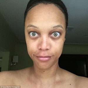 See what Tyra Banks said about going all-natural on your Instagram photos!