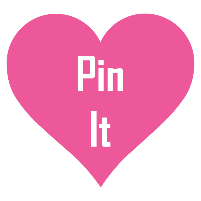 Learn how to make a custom pin it button for your blog!