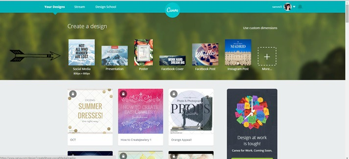How To Sign Up For Canva