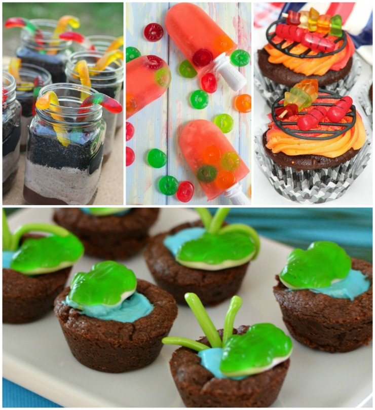 Make Your Dessert Extra Fun With These Four Recipes That Include Gummy Candies Kids