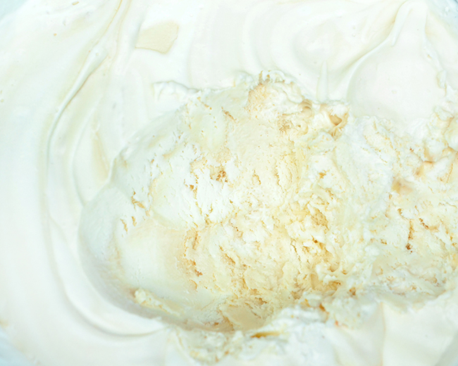 Sea Salt Caramel Homemade Ice Cream