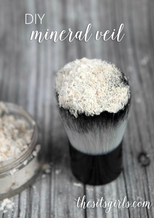 DIY Mineral Veil Translucent Powder for under $2.00! | Easy DIY Beauty Tutorial