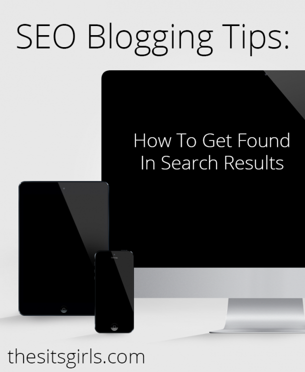 Blogging Tips | Learn how to land on top in Google searches so your blog traffic will increase with 7 easy SEO blogging tips.