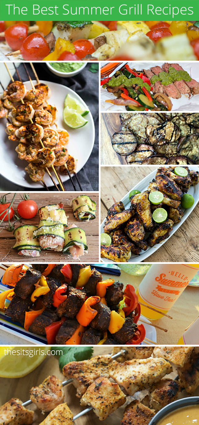 8 Amazing And Delicious Summer Grill Recipes