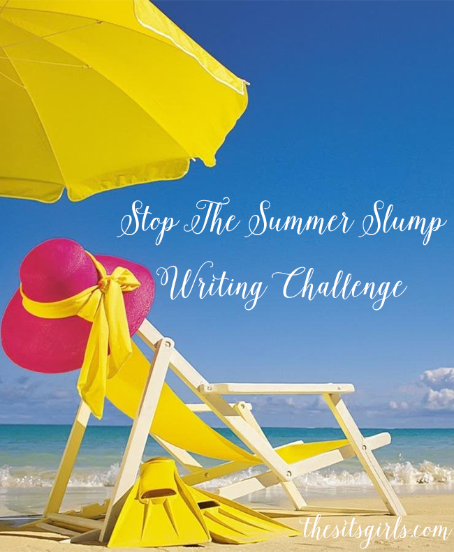 Keep your blog going strong this summer with the fun SITS Girls blogging challenge.
