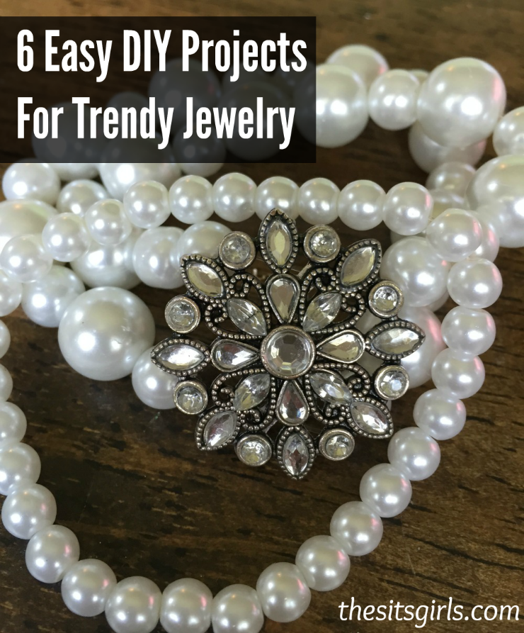 Get ready for summer style with 6 easy jewelry projects | DIY Jewelry | DIY Fashion