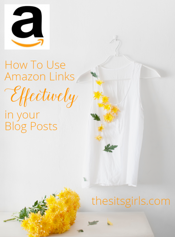 Affiliate Income | Passive Income On Your Blog | Learn how to make money with Amazon links on your blog without turning your whole blog into an advertisement or make it look spammy. It is possible to make money blogging!