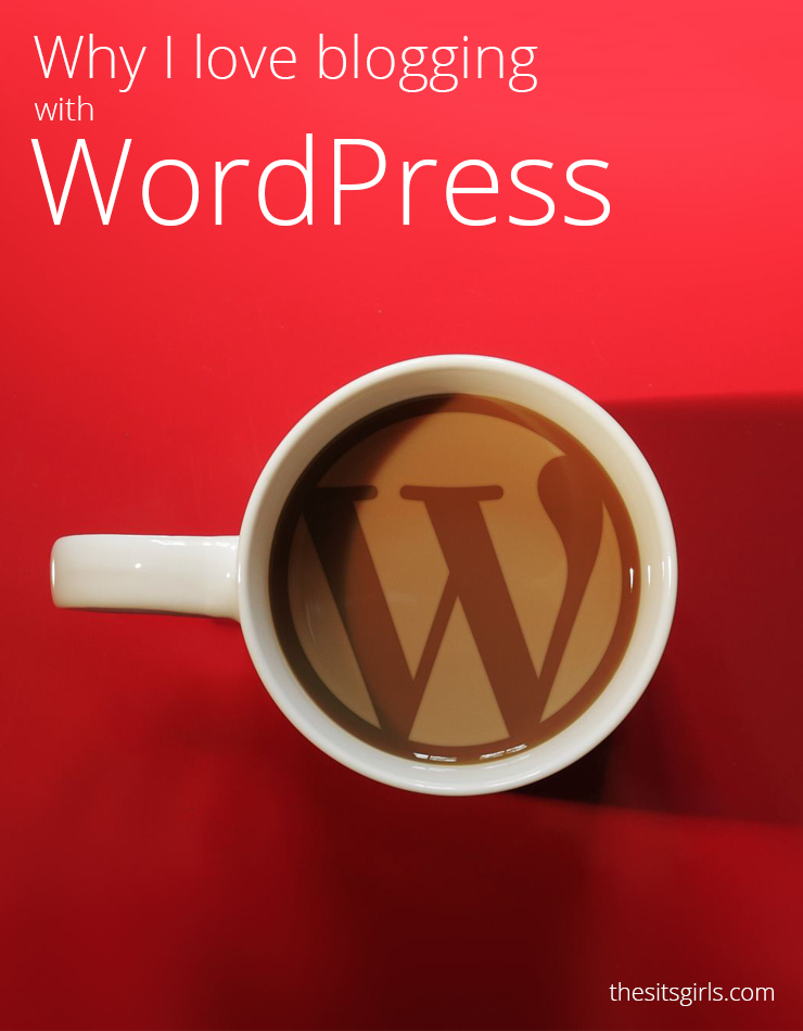 Blogging Tips | WordPress Tips | Read the 5 reasons why we love blogging with WordPress.