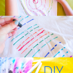 DIY Tie-Dye Sharpie Tanks | Clever Summer Activity For Kids