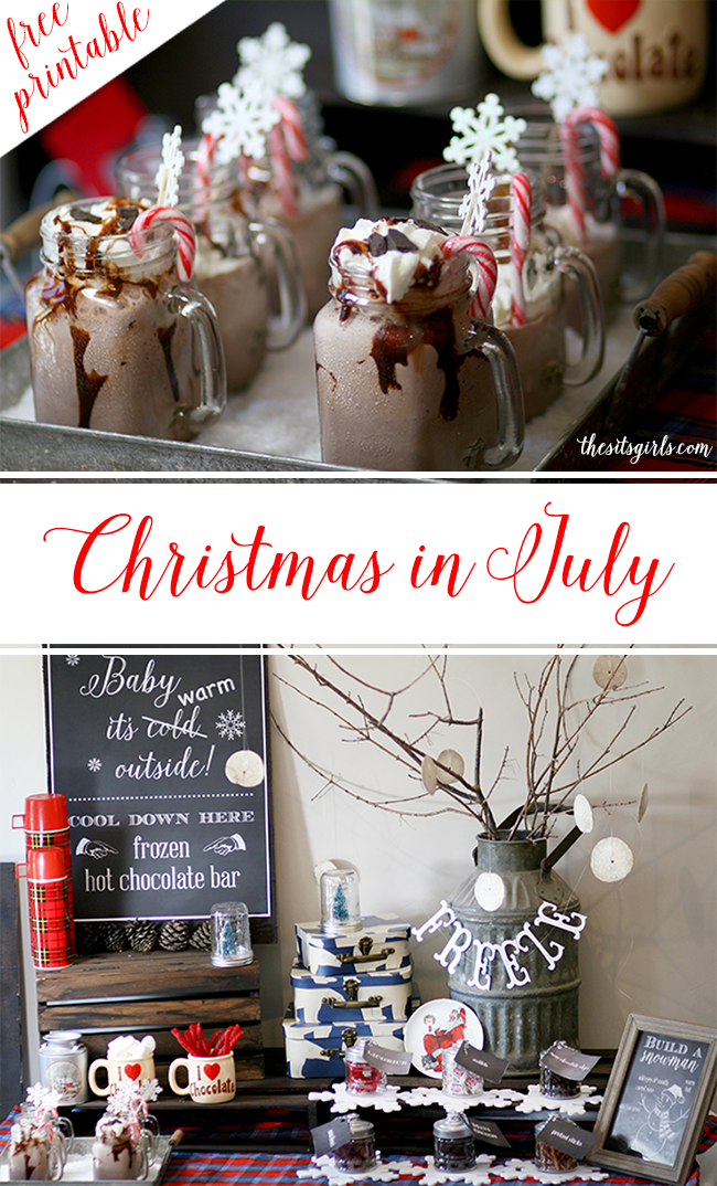 Christmas In July Party Food Ideas Part - 40: Christmas In July Party Ideas