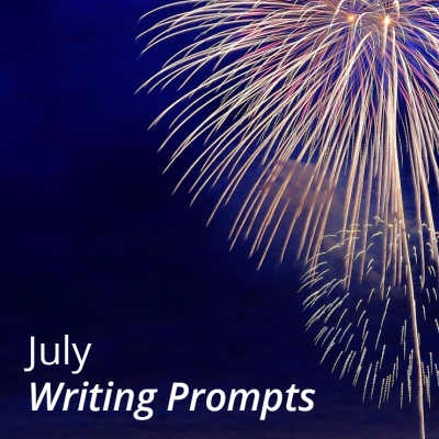 31 Days Of Writing Prompts For July