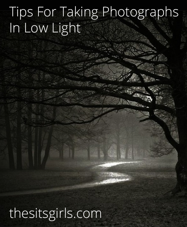 Low Light Photography Tips | Great tips for shooting pictures in dark places.