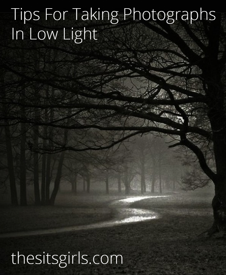 Be Creative With Low Light Photography